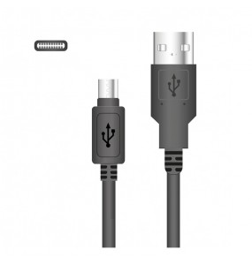 Кабель Sigma mobile USB>USB Type-C NARROW 2A