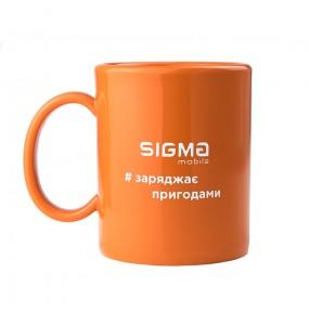 Чашка Sigma mobile ударостійка