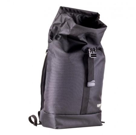 Рюкзак Sigma mobile Rolltop, чорний