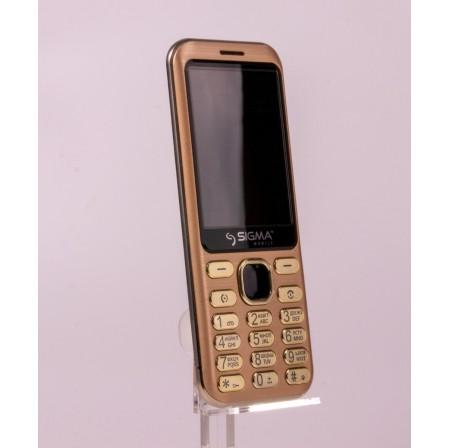 Мобільний телефон X-style 33 Steel gold