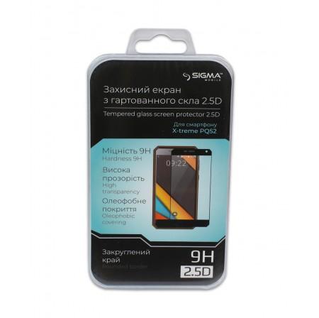 Захисний екран з загартованного скла 2.5D для смартфон X-treme PQ52