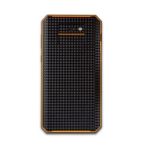 Захисна плівка задньої панелі Carbon для смартфон Sigma mobile X-treme PQ52