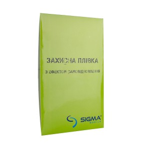Захисна регенеруюча плівка екрану для смартфон Sigma mobile X-treme PQ52